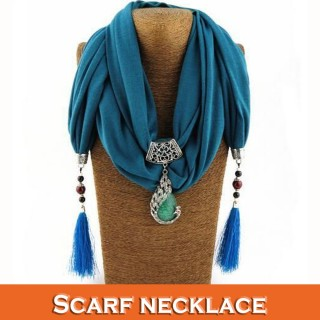 Scarf necklace (0)