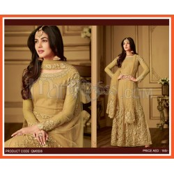 923e9fa0b5 Designer Suits Net With Embroidery