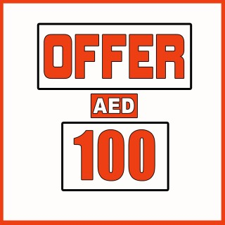 OFFER AED 100/- (173)