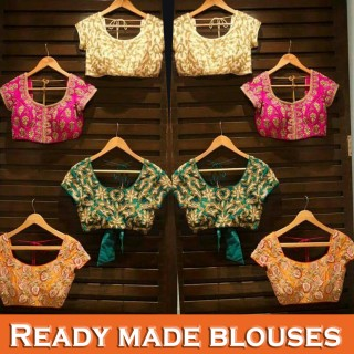 READYMADE  BLOUSES (12)